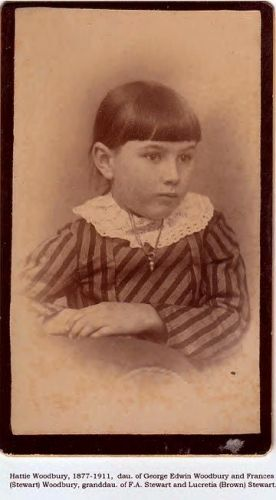A photo of Hattie Woodbury