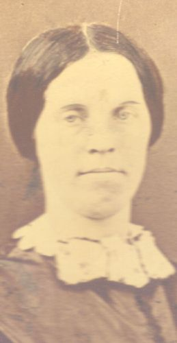A photo of Harriet Newell  Welch