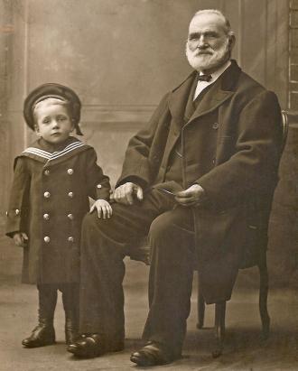 Capt. David Smith & John Allan Gray