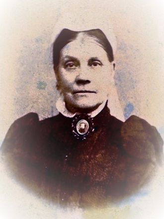 Mary Elizabeth (Oldfield) Johnson