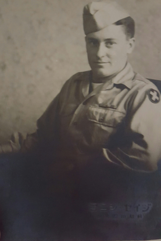 Unknown Corporal, US Army