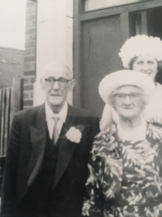 Eliza and Robert Pothan