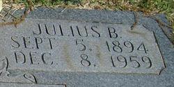 Julius B Burns
