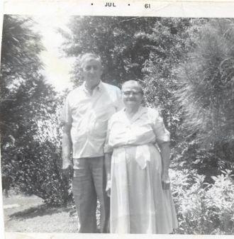 Arthur and Lillie Stroud