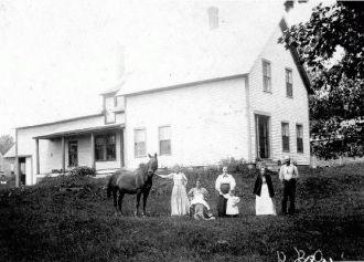 William Penn Mower house