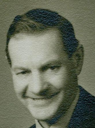 Bob Diamond c1940 Washington