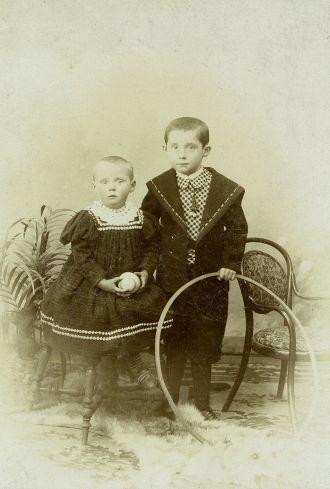 Hanna and Theodore Kuhnberg