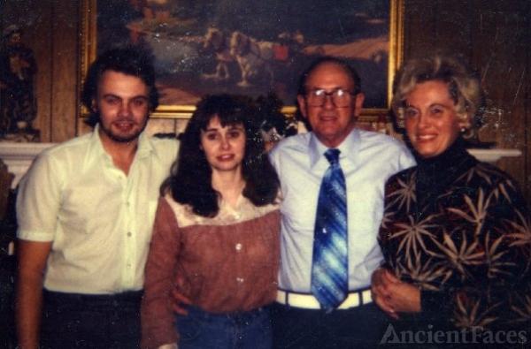 Walter E Watson Sr family