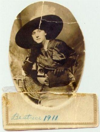 Beatrice Underwood, Canada 1911