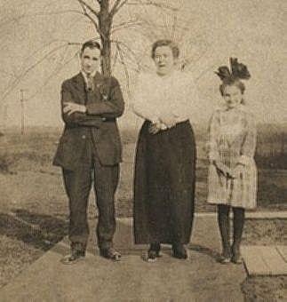 A photo of Mary E Gunning