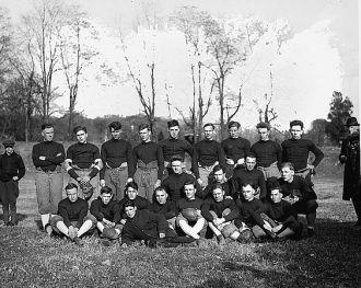 Mohawk football team