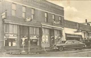Peebles,  Ohio 1950