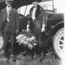 John & Dora Adams