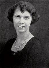 Louise Elizabeth Farrar, Tennessee, 1923