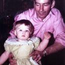 Ronald Earl Warren with daughter