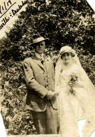 Trotter/Mckay Wedding