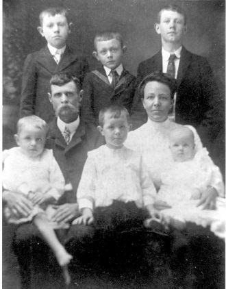 M. Gordon & Georgia A. Power family