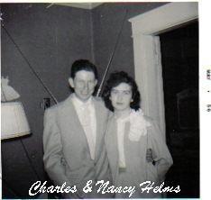 Charles & Nancy Helms, TN 1956