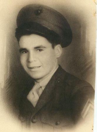 James E. Ramage USMC, 1942