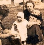 Alice & Alice M. (Crowley) McGarraghy, 1922