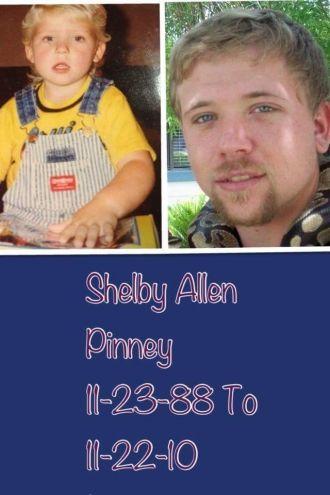 Shelby Allen Pinney