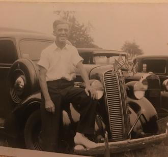 Fred Wittman 1940s