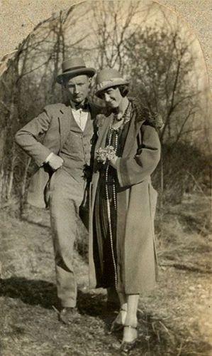 William A. Robinson & Velma R. Rigby Wedding Day