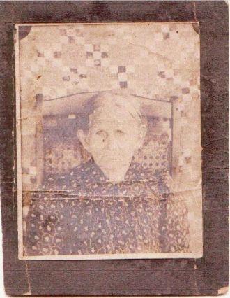 Mary Elizabeth Folkes