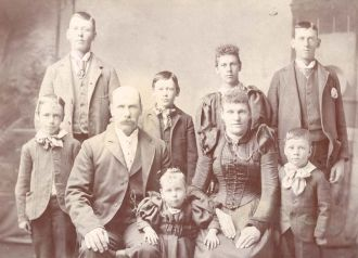 Jesse Fowers Jr. Family