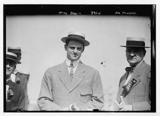 Mike Donlin and Joe Humphreys at Newsboys Benefit
