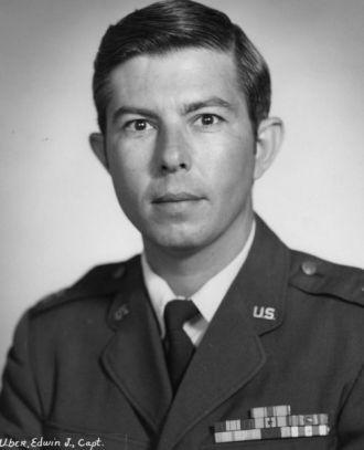 Uber, Edwin J., Capt., 9-14-72