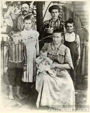 Ferdinand Zimmermann's Family