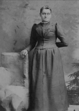 A photo of Lovina Binkley