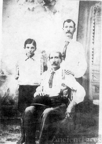 Ned,Buck, and Lewis COPE
