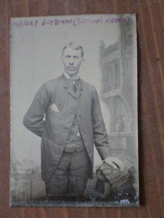 William Henry Harrison Bateman