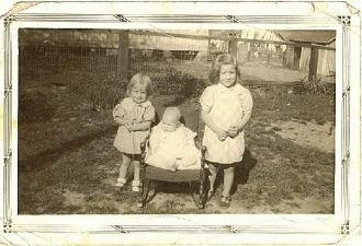 Lorraine, Russell, and Joetta
