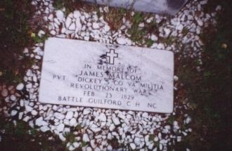 Revolutionary soldier remembered