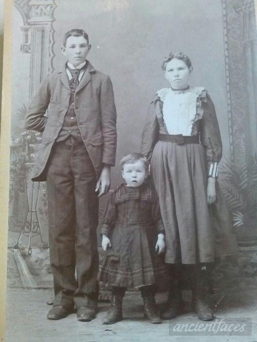 Albert Templeton family