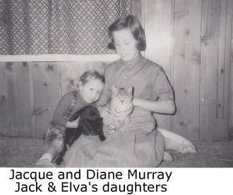 Jacque Murray and Diane Murray