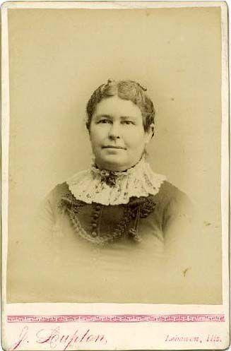 Martha Naomi (Eastwood) Monroe, Illinois 1890