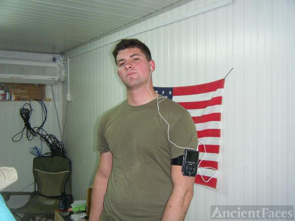 Photo Of Older Brother Kyle Anthony Clifton