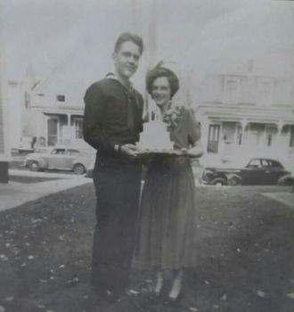 Charles & Cara (MacDonald) Olds