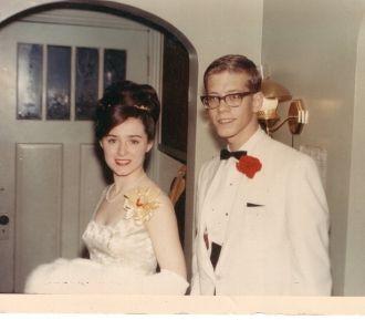 Deborah Pfeifer and Dick Meinke