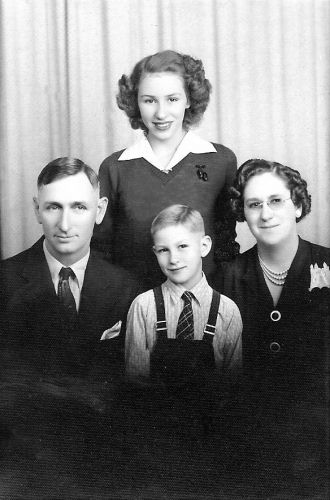 Alfred Grace (Morgan) Wild Family From Marshall,MN