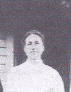 Bertha Ellen Switzer
