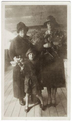 Gerda Josefine (Westerlund) Howells