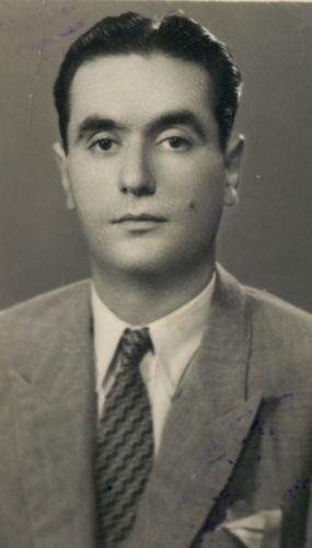 A photo of George B Benjamin