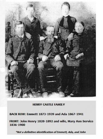 HENRY CASTLE FAMILY
