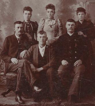 Jens Hanson Family