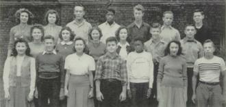 1945 Massillon Washington High School